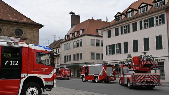 Kein Brand und doch: Feuerwehr drei Mal gerufen