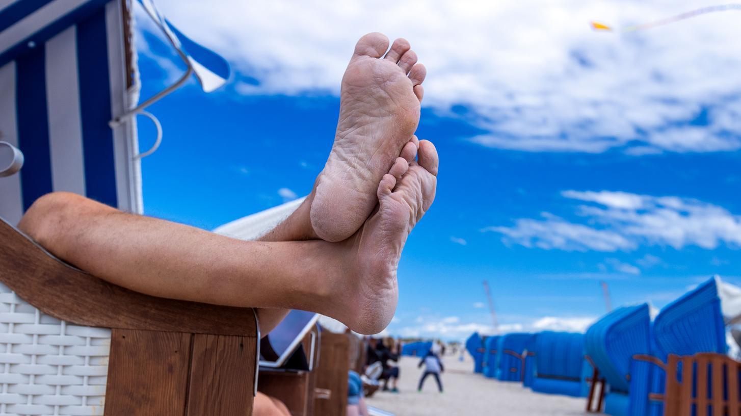 Wer vernünftig versichert ist, kann entspannt seinen Urlaub genießen.