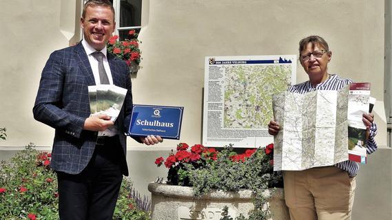 Velburg präsentiert alte Hausnamen