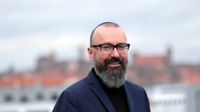 Leitet die neue Stabsstelle Reichsparteitagsgelände: Hans-Joachim Wagner.