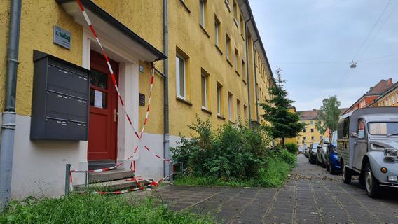 Risse in Nürnberger Wohnhaus: So geht es den evakuierten Mietern
