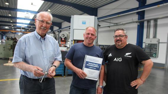Neumarkt: Blitzschutzfirma Pröpster erhält Innovationspreis