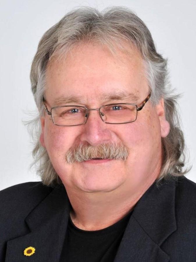 Der Roßtaler Michael Brak (62) ist seit 2008 Umweltreferent der Gemeinde und kämpft schon lange gegen Plastik.