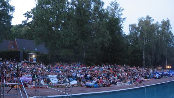 Nürnberger Sommerfilmnächte starten am 1. Juli