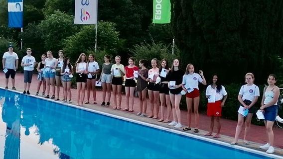 Ebermannstadt hat 23 neue Rettungsschwimmer