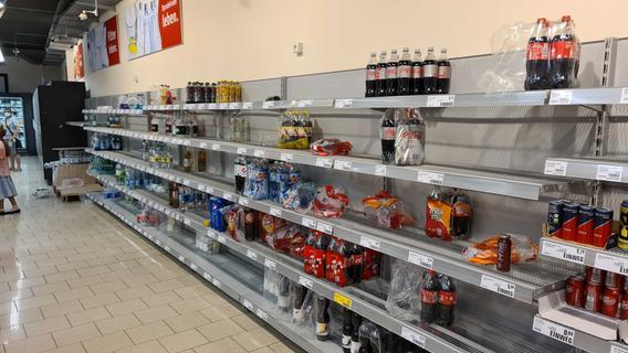 Immer wieder leere Regale in deutschen Supermärkten: Das sind die Gründe