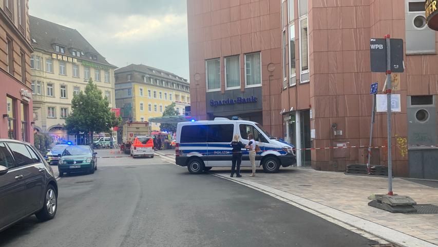 Mehrere Tote und Verletzte nach Messerangriff in Würzburg