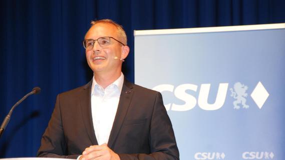 Neuer CSU-Direktkandidat: Klares Votum für Tobias Winkler
