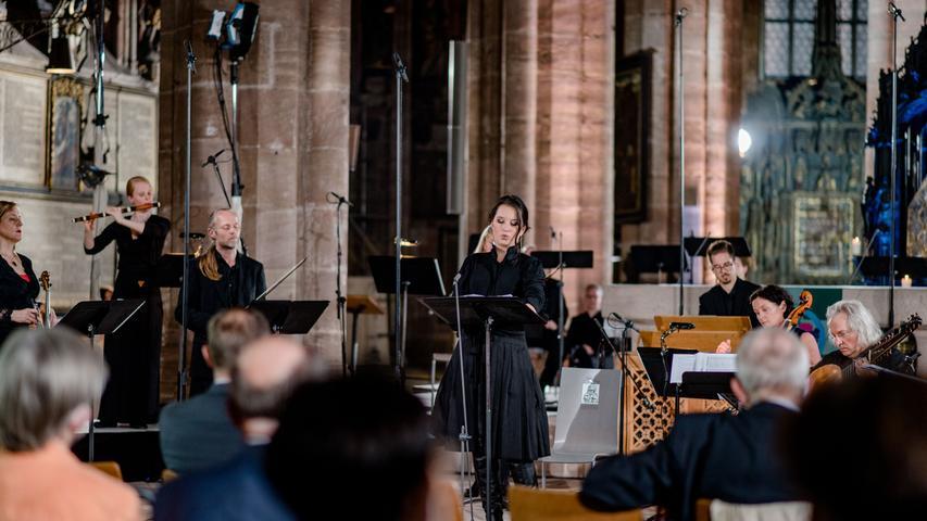 Am Freitag, 25. Juni 2021, wurde das Bach-Programm