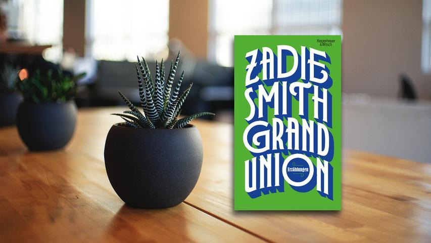 Neuigkeiten von Zadie Smith: Die in London geborene und in New York lebende Autorin hat mit
