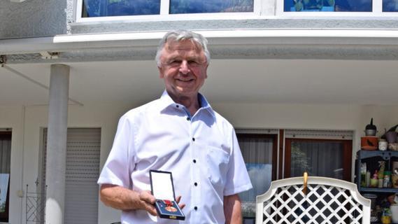 Bundesverdienstmedaille für 50 Jahre Engagement in Rasch