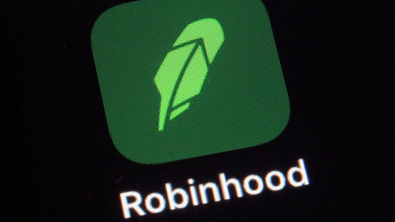 Eine der bekanntesten Trading-Apps: Robinhood.