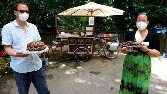 Fürther Friedhofs-Café wieder geöffnet