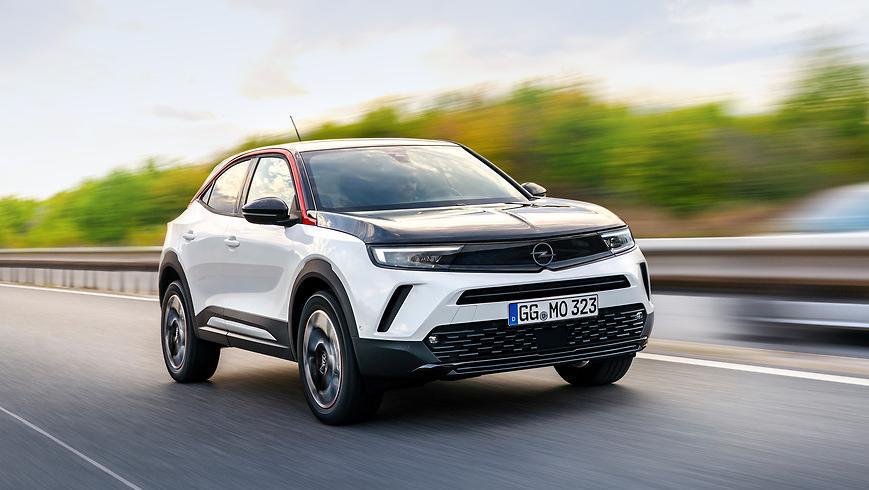 Kaum wiederzuerkennen: Opel Mokka in zweiter Generation