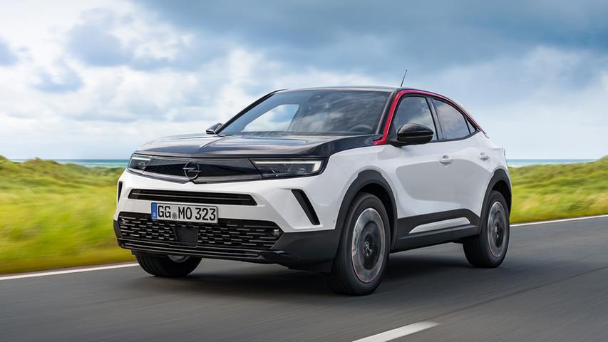 Opel Mokka 1.2 DI GS Line: So fährt sich der Crossover