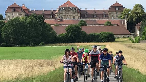 Pommersfelden: Radler schaffen 43.000 Kilometer