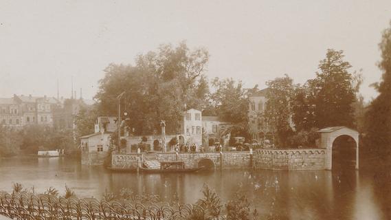 Als Venedig in den Rosenaupark kam
