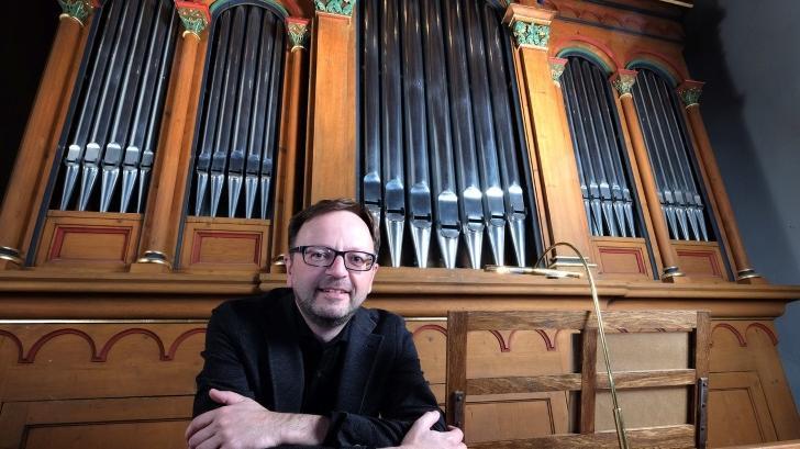 Mit Gerald Fink an der Metzler-Orgel geht es am Sonntag, 25. Juli, 18 Uhr, in Sankt Magdalena weiter.