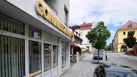 Jetzt also die Commerzbank: Immer weniger Bank-Filialen im Fürther Landkreis