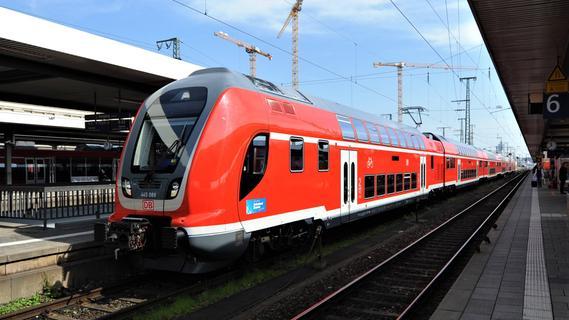 Strecke Nürnberg - Feucht: Technische Störung behoben