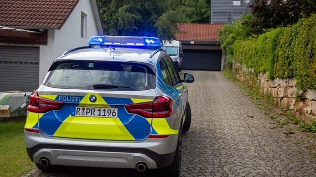 Laut Polizei war die Brandursache ein technischer Defekt im Verteilerkasten.