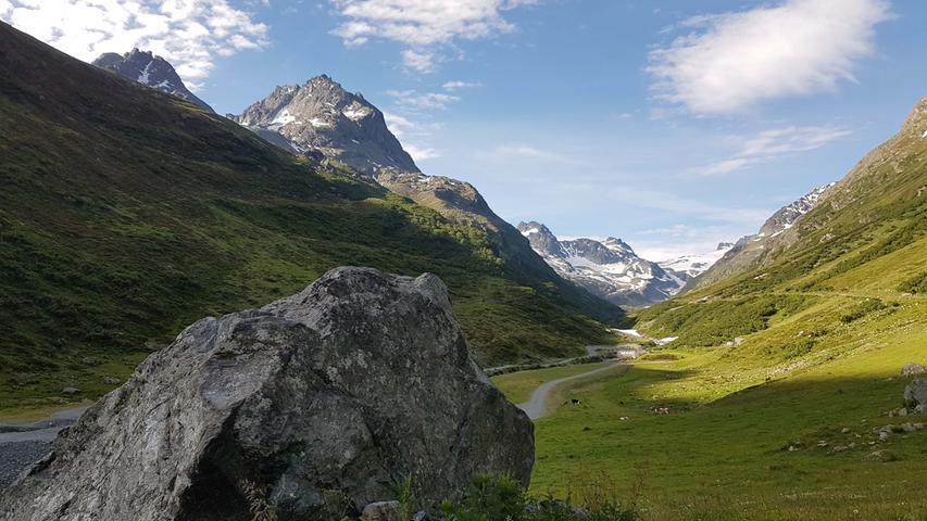Für Naturliebhaber ist die Wanderung zum Jamtalgletscher sicherlich ein Hochgenuss.