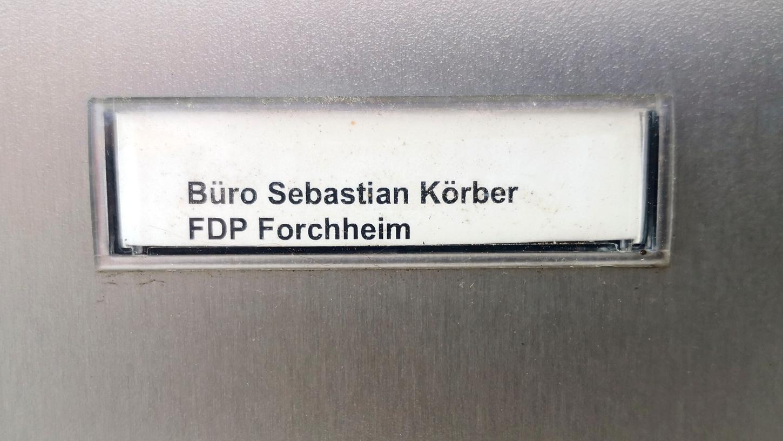 Der Forchheimer FDP-Kreisverband hat seine Parteispenden öffentlich gemacht.