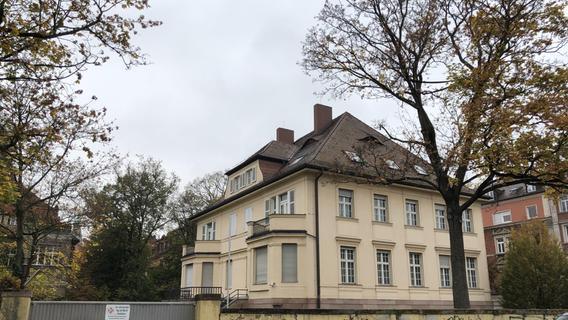 Geheimnisvolle BND-Villa steht in Nürnberg zum Verkauf
