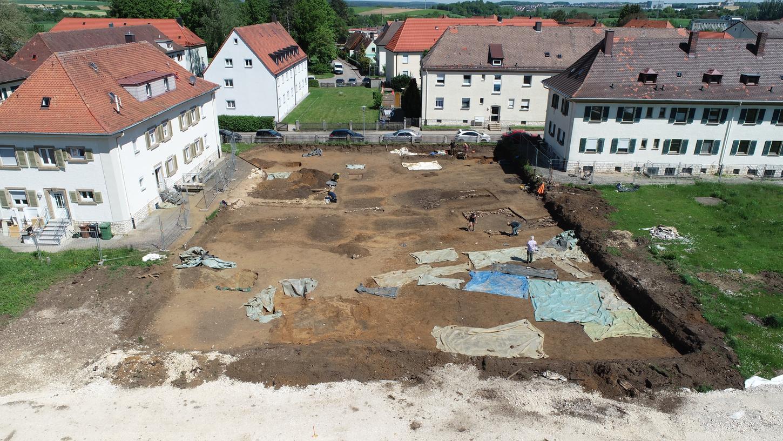 Eine der bedeutendsten Grabungen Mittelfrankens - und die Archäologen sind erst am Anfang. In den kommenden Monaten wird mitten im Weltkulturerbe gegraben.