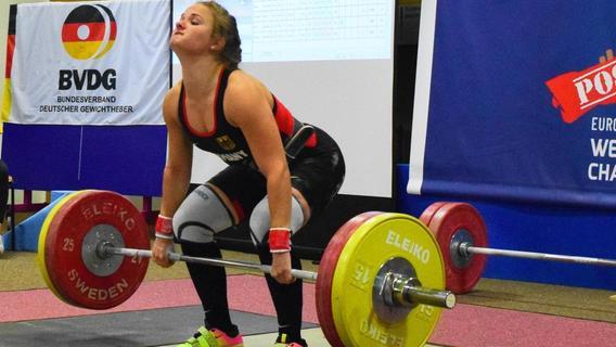Talent aus der Region trainiert mit Olympia-Aufgebot
