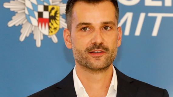 Der Leiter des neuen Dezernatsin Nürnberg: Daniel Schade