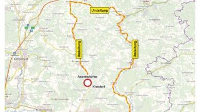 Dritte Geduldprobe für Autofahrer: Staatsstraße im Nürnberger Land Wochen gesperrt
