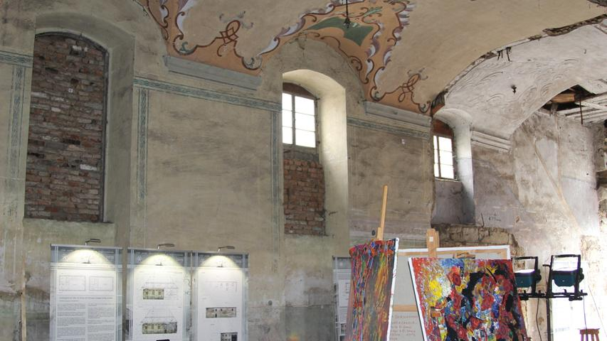 Mühlhausen: Alte Synagoge zu neuem Leben erweckt