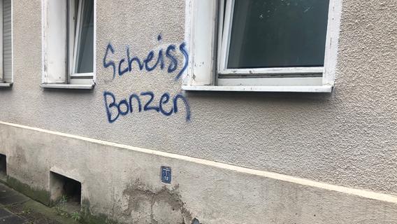 Schmierereien und Hass: Wieder Gentrifizierungs-Wut in Gostenhof