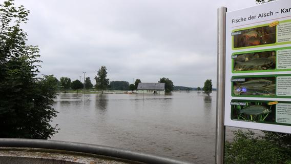 Hochwasser: