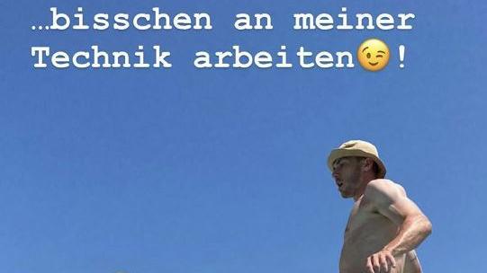 Per Instagram-Post: Gosens kontert Hoeneß-Kritik