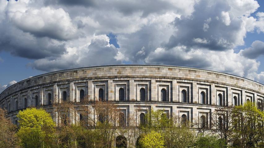 Neue Idee: Die Kongresshalle könnte bald ganz anders genutzt werden