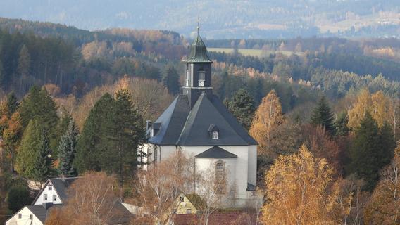 Forchheim in Sachsen: Das Dorf mit der ganz besonderen Kirche