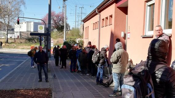 Gegen die Not: Neue Wärmestube für Obdachlose in Nürnberg steht