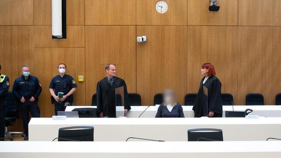 Urteil: Rechtsterroristin aus Franken muss ins Gefängnis