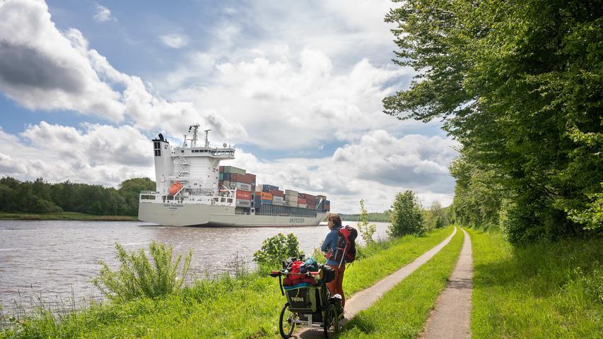 Nord nach Süd: 69-jähriger Franke läuft 1402 Kilometer heim