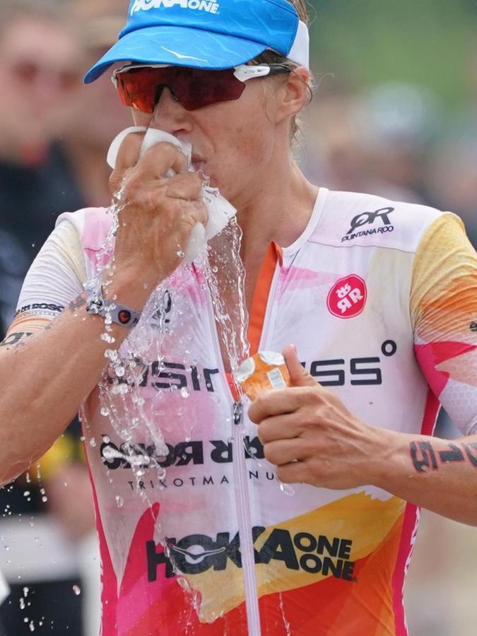 Rekord-Gewinnerin am Rothsee: Anja Ippach (früher Beranek) mit neun Erfolgen.