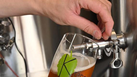 Krapp aus Alterlangen braut eigenes Bier