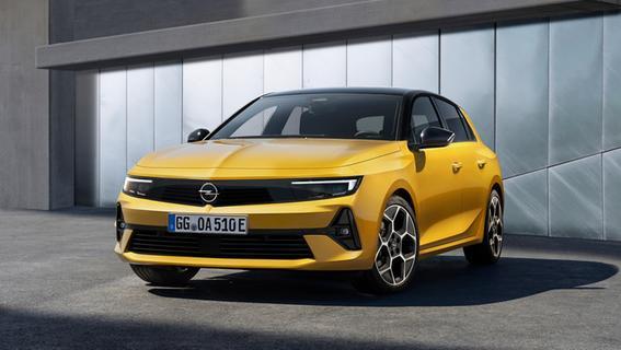 Neuer Opel Astra: Jetzt auch mit Stecker