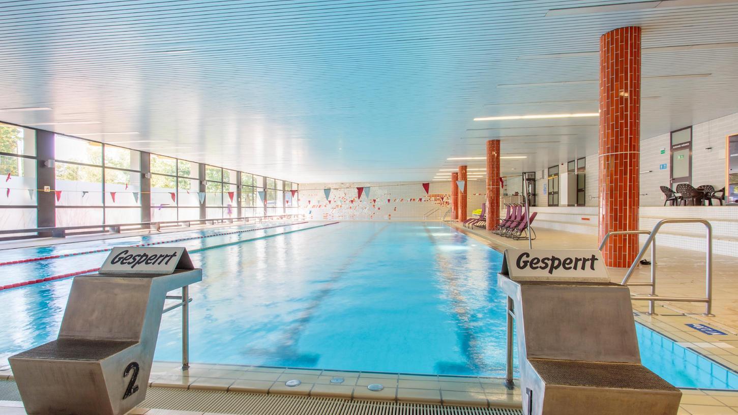 Hier könnte der Badetag für Trans- und Intergender stattfinden: im Hallenbad Katzwang.