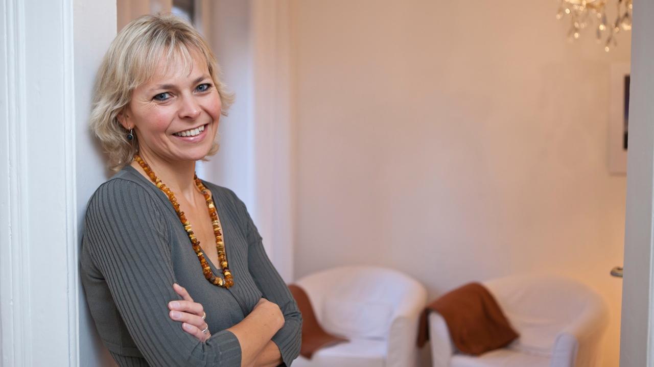 Ein gesundes Selbstwertgefühl ist wichtig, sagt Eva-Maria Hesse.