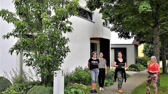 Urteil der Fachfrauen: Bunte Vorgärten im Kreis Neumarkt erfreuen das Herz