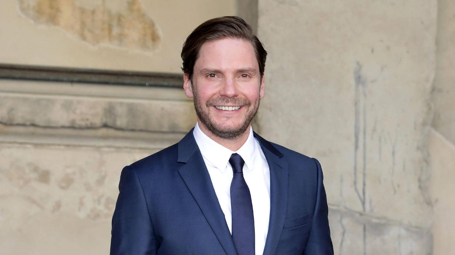 Daniel Brühl, der Schauspieler und Regisseur bei der