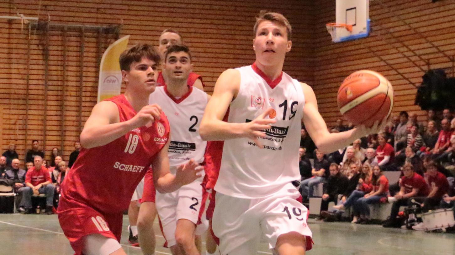 Künftig nicht mehr für den VfL, sondern für die Nürnberg Falcons und hapa Ansbach am Ball: Nachwuchstalent Moritz Eckert (17) verlässt Treuchtlingen.
