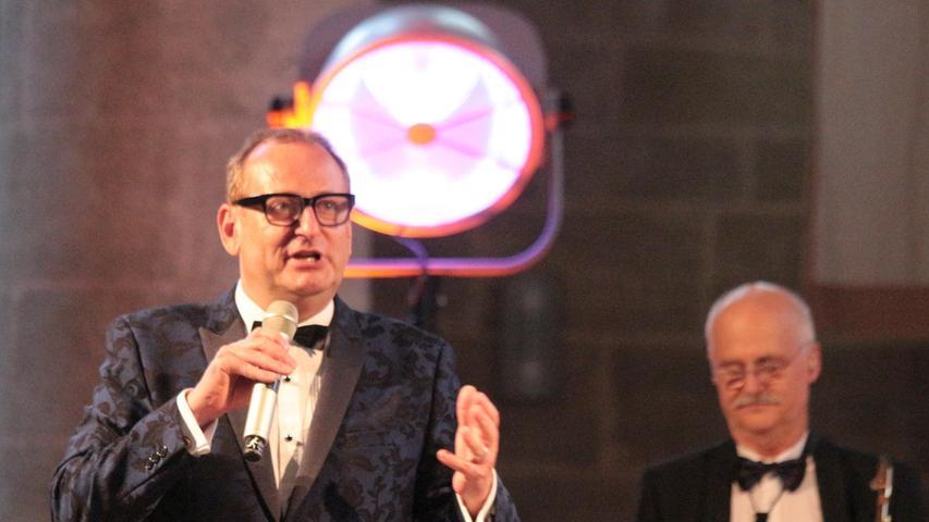 Volker Heißmann war mit seinem Konzertprogramm